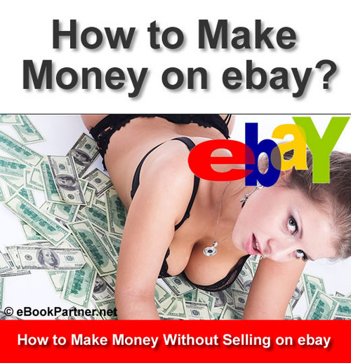 Product picture Technique How to Make Money Automatic on EBAY + Bonus